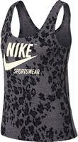 Sportwear Gym Vintage Leopard top