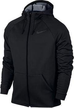 Nike Therme Training hoodie Heren Zwart