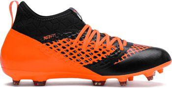 Puma Future 2.3 Netfit FG/AG voetbalschoenen Zwart