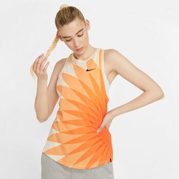 Nike Nederland Tank top Dames Oranje