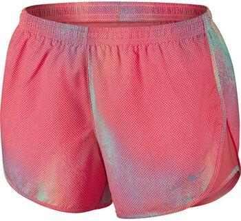 Nike printed mod tempo short (su15) Dames Roze