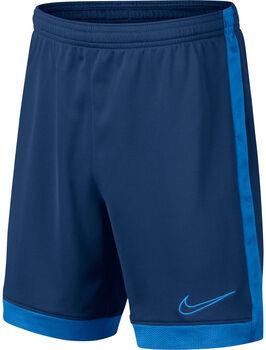 Nike Dri-FIT Academy short Jongens Blauw