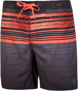 Protest Powelly beachshort Heren Rood