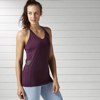 Reebok Activechill top Dames Paars