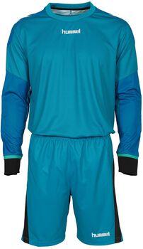 Hummel Fulham Keeper Set Heren Blauw