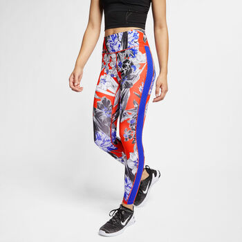 Nike All-In tight Dames Oranje