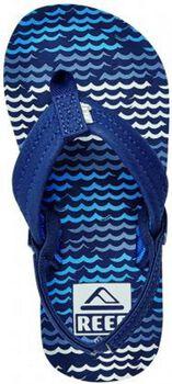 Reef Ahi jr slippers Jongens Blauw
