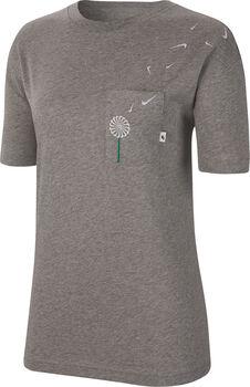 Nike Sporswear Novel shirt Dames Grijs