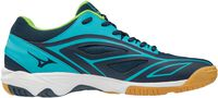 Mizuno Wave Ghost indoorschoenen Heren Blauw