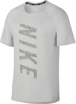 Nike Miler Waffle GX shirt Heren Zwart
