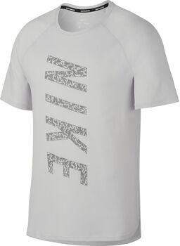 Nike Miler Waffle GX shirt Heren Grijs