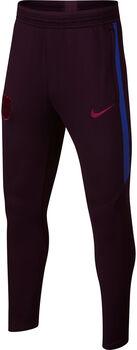 Nike FC Barcelona Strike trainingsbroek 2019-2020 Jongens Rood