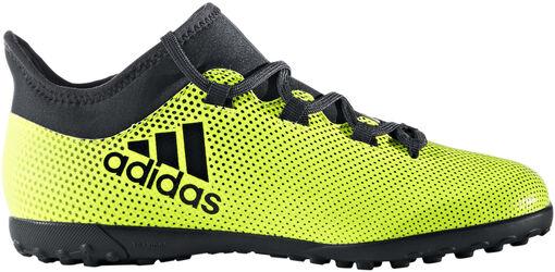 Adidas - X Tango 17.3 TF jr voetbalschoenen - Unisex - Voetbalschoenen - Geel - 34