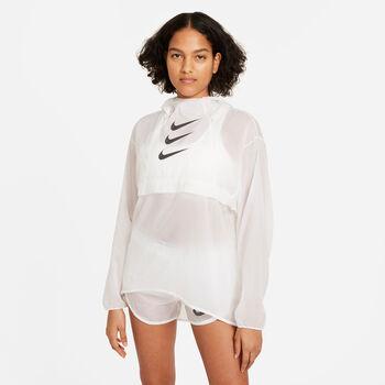 Nike Run Division hardloopjack Dames Wit