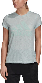 adidas Must Haves Winners shirt Dames Groen