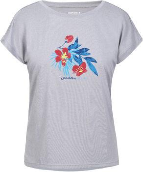 Icepeak Bowdle t-shirt Dames Grijs