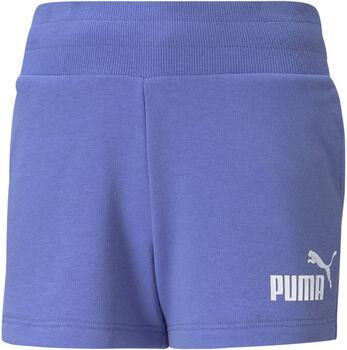Puma Essential short Meisjes Blauw