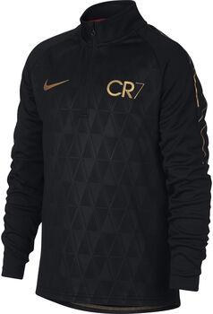 Nike Dry CR7 Academy shirt Jongens Zwart