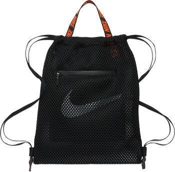 Nike Advance gymtas Zwart