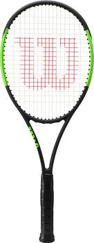 Wilson Blade 98I V6 tennisracket Zwart