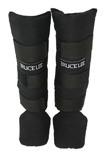 Brucelee - bruce lee allround shinguard xl - Unisex - Accessoires - Zwart - XL