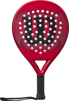 Wilson Pro Staff Team padelracket Heren Zwart