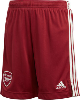 adidas Arsenal 20/21 Uitshort Jongens Rood