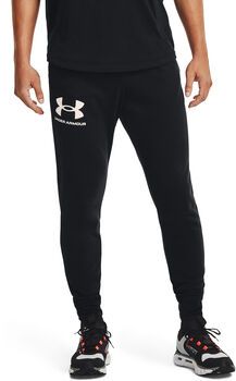 Under Armour Rival Terry broek Heren Zwart