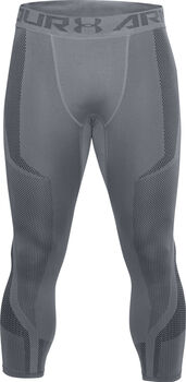 Under Armour Threadborne Seamless capri Heren Grijs