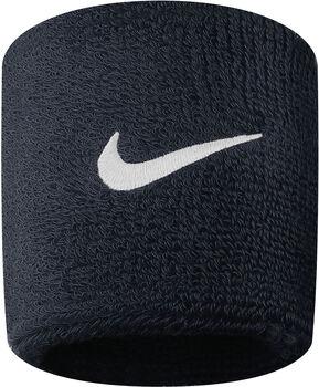 Nike Swoosh polsbandje Zwart