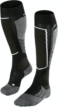 Falke SK2 Wool sokken Heren Zwart