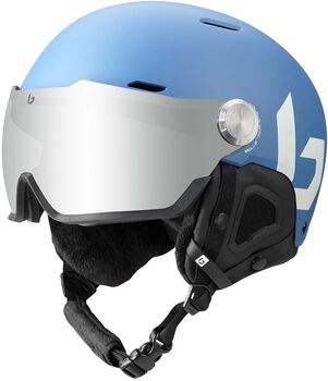 Bollé Might Visor 52-55 skihelm Heren Blauw