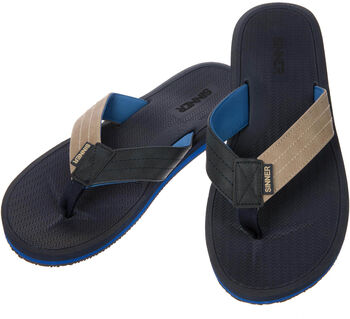 Sinner Lobos teenslippers Heren Blauw
