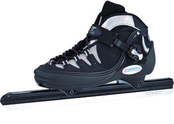 Zandstra Ving Vast 1250 schaatsen Zwart