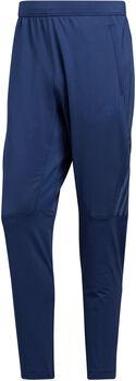adidas AEROREADY 3-Stripes Cold Weather Knit broek Heren Blauw