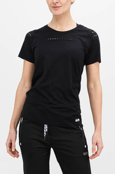 Sjeng Sports Ingrid t-shirt Heren Zwart