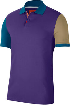 The Nike polo Heren Roze