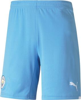 Puma Manchester City FC thuisshort 21/22 Heren Blauw
