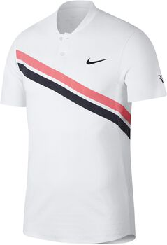 Nike Court Zonal Cooling RF Advantage polo Heren Wit