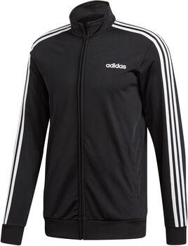 ADIDAS Essentials 3-Stripes Tricot trainingsjack Heren Zwart
