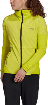 adidas Terrex Skyclimb Fleece windstopper Dames Geel