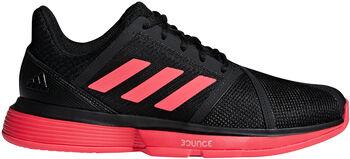 adidas Courtjam Bounce tennisschoenen Heren Zwart