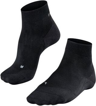 Falke RU4 Light Short sokken Heren Zwart