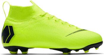 Nike Superfly 6 Elite jr FG voetbalschoenen Geel
