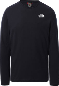 The North Face Red Box longsleeve Heren Blauw