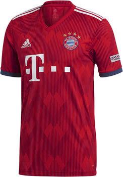ADIDAS FC Bayern München Home voetbalshirt Heren Rood