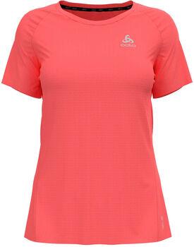 Odlo Essential Chill-Tec shirt Dames Roze