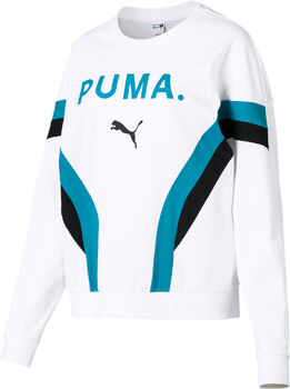Puma Chase longsleeve Dames Wit