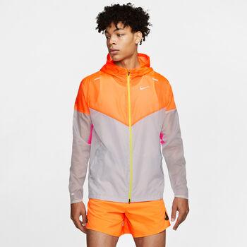 Nike Windrunner jack Heren Oranje