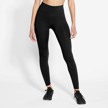 Nike One legging Dames Zwart